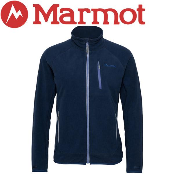 【最大ポイント42倍:7/27(金)10:00~7/31(火)23:59】マーモット Ws POLARTEC Micro Jacket ジャケット レディース MJF-F7566W-DIND