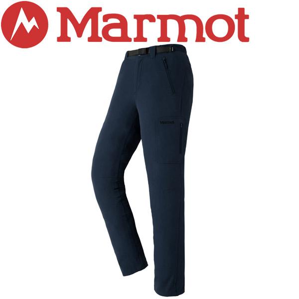 マーモット Ws Trek Comfo Pant パンツ レディース TOWLJD81-DNVY