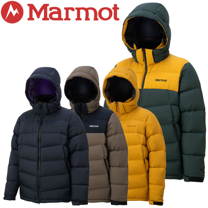 Marmot マーモット Reside Down Jacket リサイドダウンジャケット メンズ TOMOJL29
