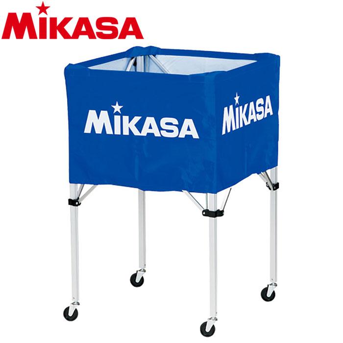 ミカサ ボールカゴ 箱型 大 BC-SP-H-BL 9068001