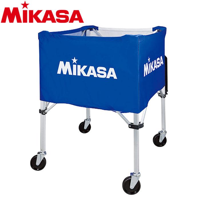 ミカサ ボールカゴ 屋外用 ブルー BC-SP-HL-BL 9068061