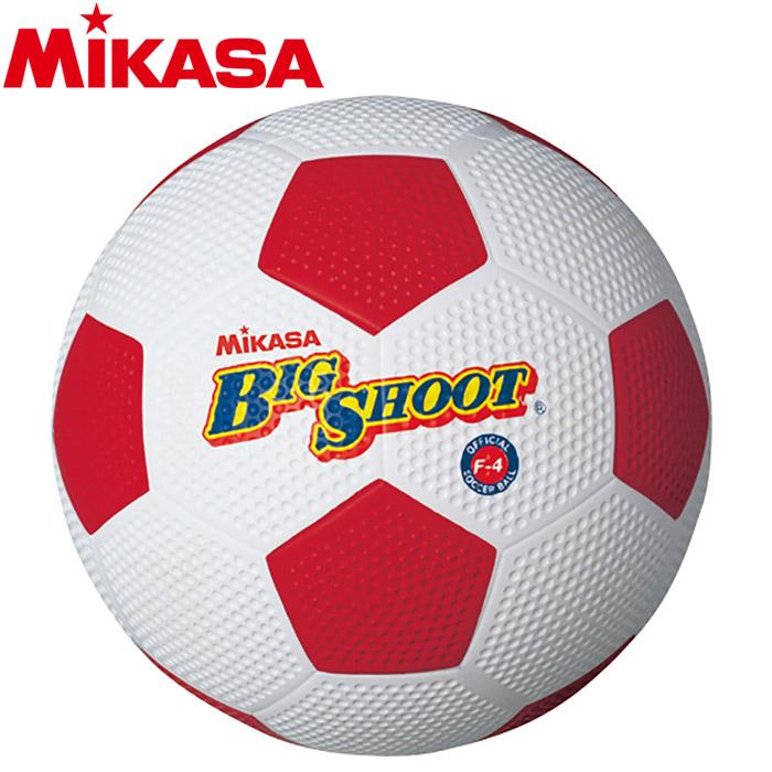 Mikasa rubber soccer ball 4 F4-WR 2123001