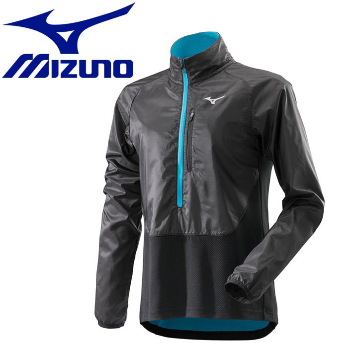 ミズノ ウィンドブレーカーシャツ レディース J2ME870109