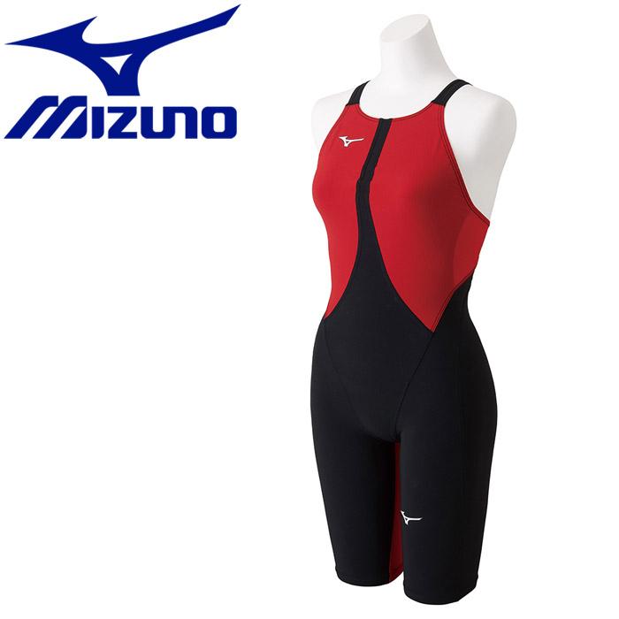 ミズノ 水泳 MX SONIC 02 ハーフスーツ 水着 レディース ジュニア N2MG841151 返品不可