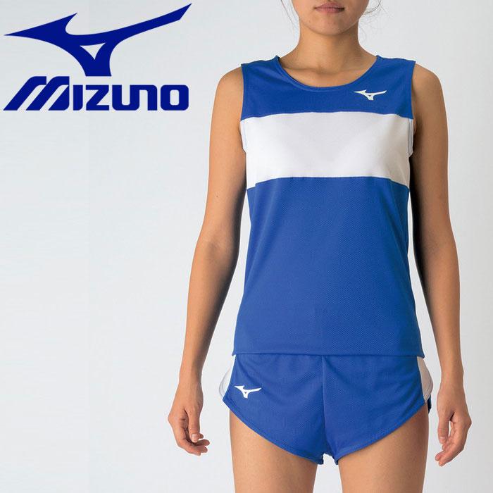 【メール便対応】ミズノ レーシングシャツ レディース U2MA725025