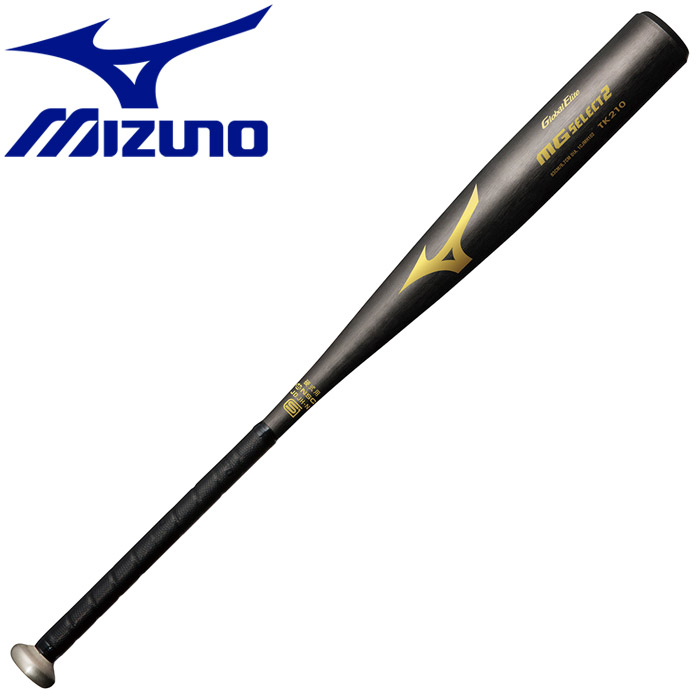 ミズノ 野球 硬式用金属製 MGセレクト2 バット 1CJMH1028409