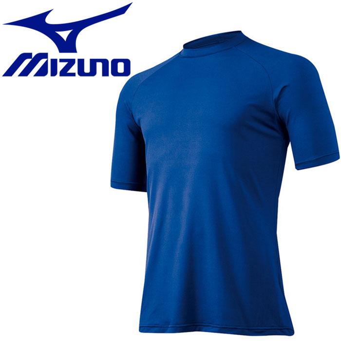 MIZUNO メール便対応 人気の定番 ミズノ 野球 丸首 半袖 アンダーシャツ 12JA5P3022 超美品再入荷品質至上