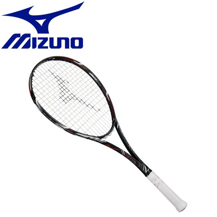 ミズノ DIOS 10-R ディオス10アール ソフトテニス 軟式ラケット フレームのみ 63JTN86362