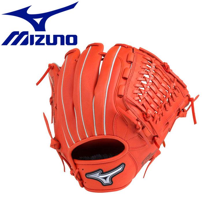 ミズノ 野球 ソフトボール用 ファンラップef 内野手向け:サイズ10 グラブ 1AJGS2051352