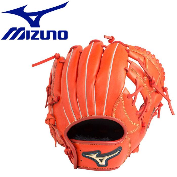 ミズノ 野球 ソフトボール用 セレクトナイン オールラウンド用:サイズM グラブ ジュニア 1AJGS2081052
