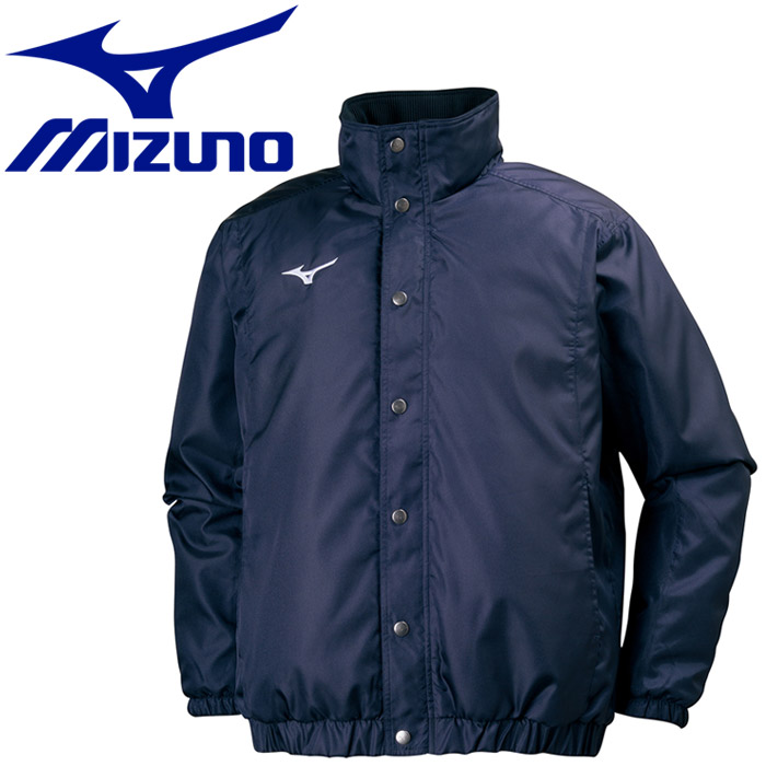 MIZUNO ミズノ 安心と信頼 中綿ウォーマーシャツ 32JE755114 メンズ 高級品 レディース