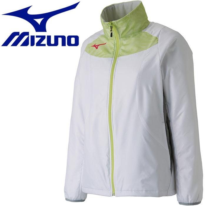 ミズノ テニス ブレスサーモ ライトウオーマーシャツ レディース 62JE870101