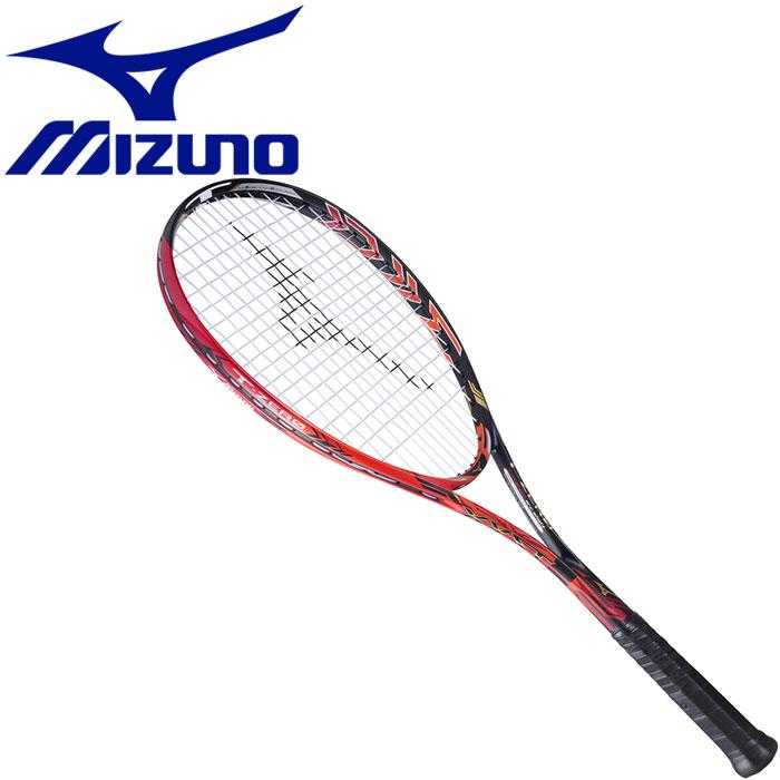 ミズノ XYST T-ZERO ジストティーゼロ ソフトテニス 軟式テニスラケット フレームのみ 63JTN73162