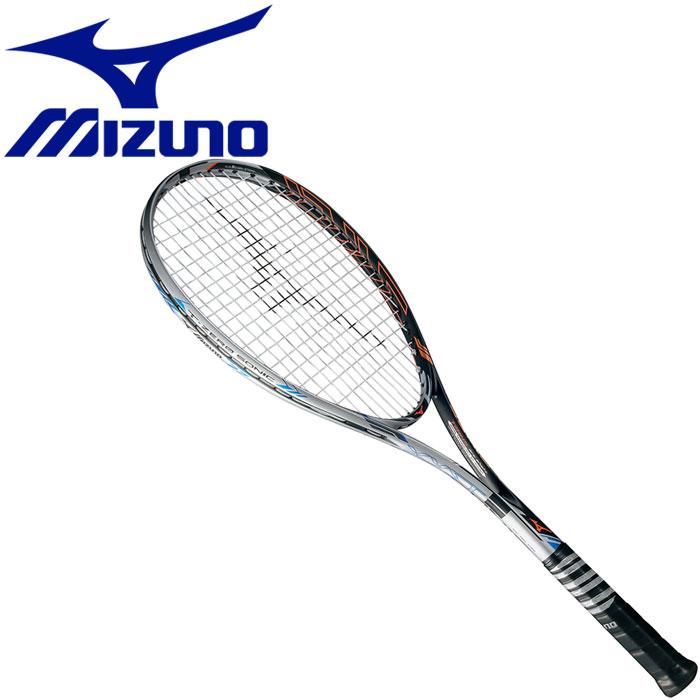 【スーパーSALE!!ポイント最大43倍♪♪6/4(火)20:00~6/11(火)01:59迄】ミズノ XYST T-ZERO SONIC ジストティーゼロソニック ソフトテニス 軟式テニスラケット フレームのみ 63JTN73754