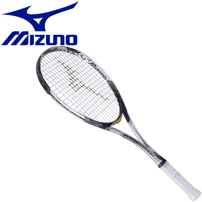 ミズノ DI-Z AERO ディーアイゼットエアロ ソフトテニス 軟式テニスラケット フレームのみ 63JTN74003