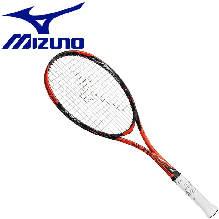 ミズノ DI-Z500 ディーアイゼット500 ソフトテニス 軟式テニスラケット フレームのみ 63JTN84654