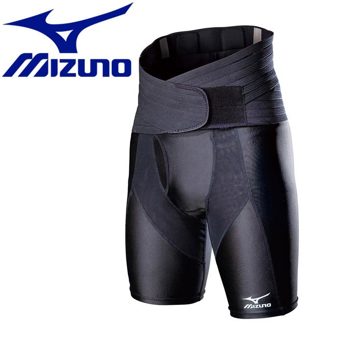 MIZUNO ミズノ バイオギア ゴルフウェア専用腰サポーター メンズ 52JJ5A9009【返品不可】