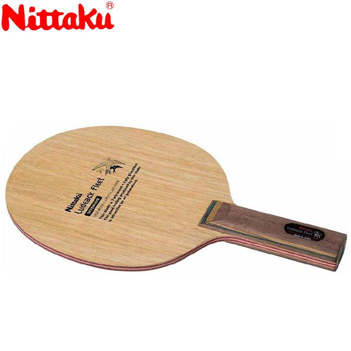 ニッタク カーボン ルデアックフリート ST 卓球ラケット NC0339