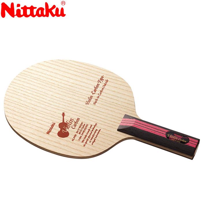 ニッタク バイオリンカーボン ST 卓球ラケット NC0431