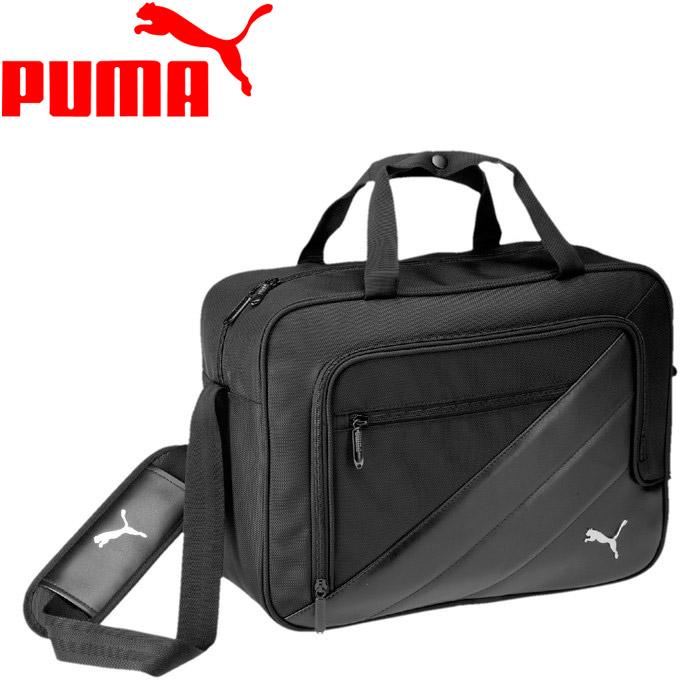 fc377776de GZONE GOLF: Puma TEAM Messenger Bag J 072556-01 men | Rakuten Global ...
