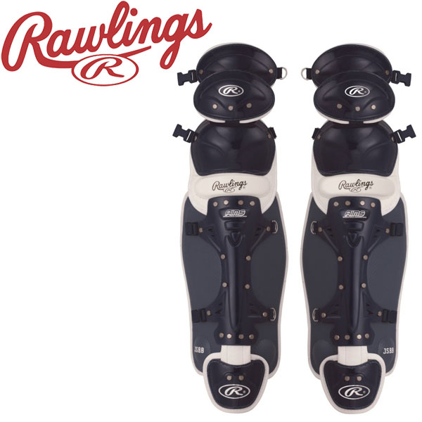 ローリングス 野球 軟式用レガーズ トリプルカップ CLR5950-NW