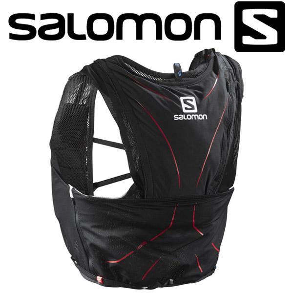 サロモン ADV SKIN 12 ST ランニング バッグパック メンズ L39264000