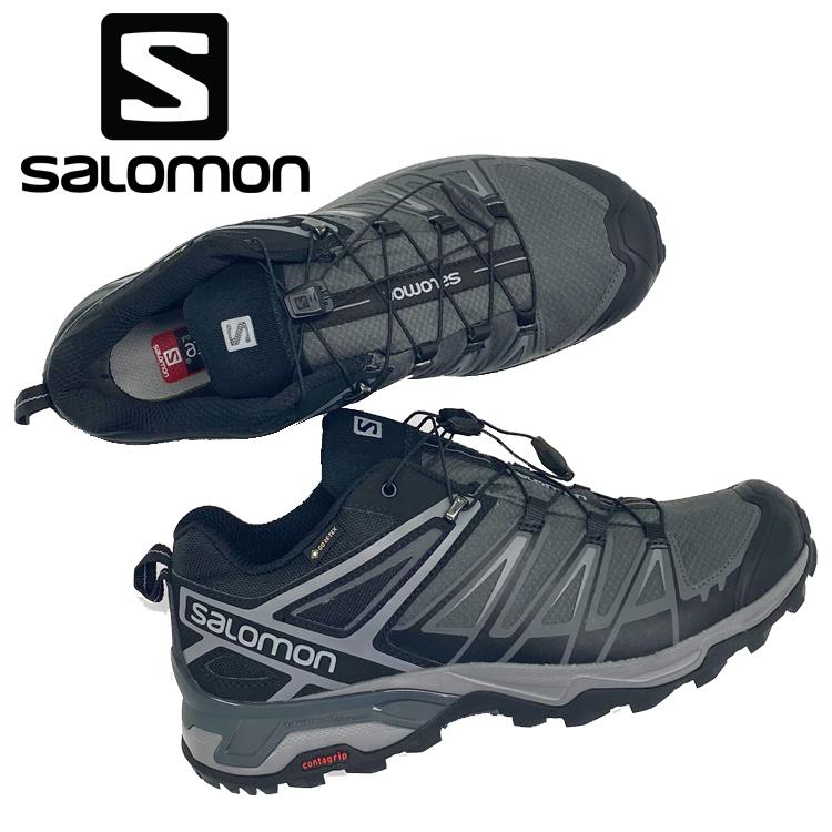 サロモン X ULTRA 3 GORE-TEX トレッキングシューズ メンズ L39867200