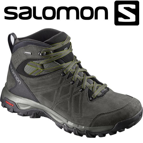 サロモン EVASION 2 MID LTR GTX ハイキング&マルチファンクション シューズ メンズ L40001900
