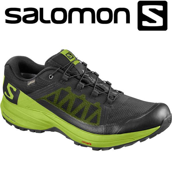 サロモン XA ELEVATE GTX トレイル ランニングシューズ メンズ L40141800