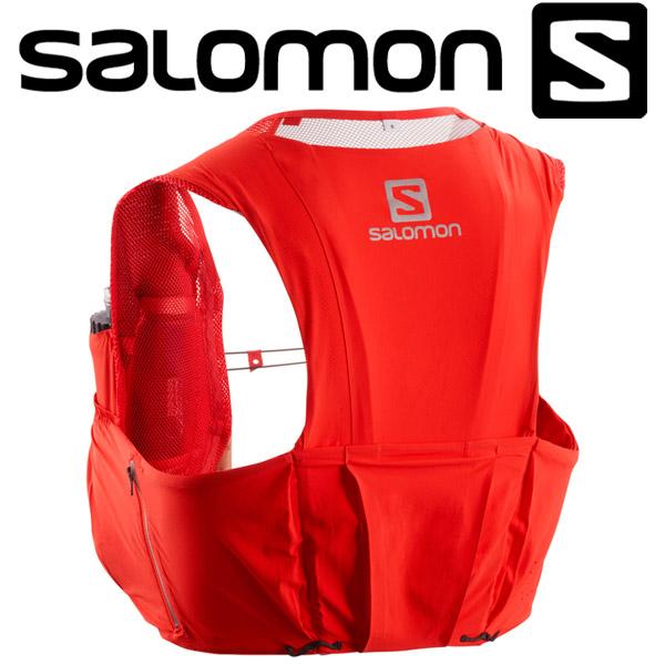 サロモン S/LAB SENSE ULTRA 8 SET バッグパック L40169900