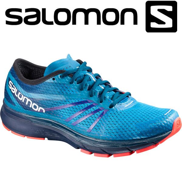 サロモン SONIC RA PRO ランニングシューズ メンズ L40243600