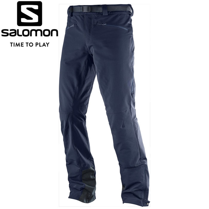 サロモン RANGER MOUNTAIN PANT M ロングパンツ メンズ L39730800