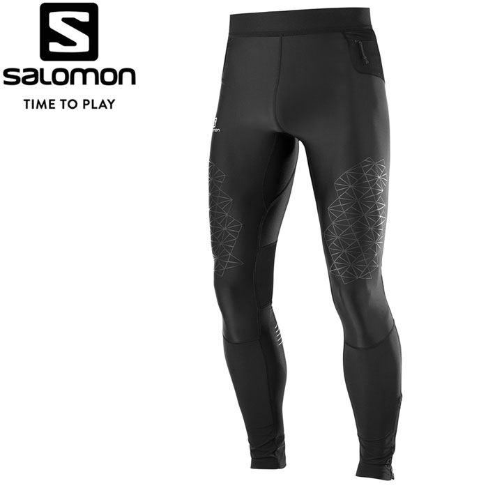 3ed4af128f Salomon FAST WING LONG TIGHT M tights men L40361600