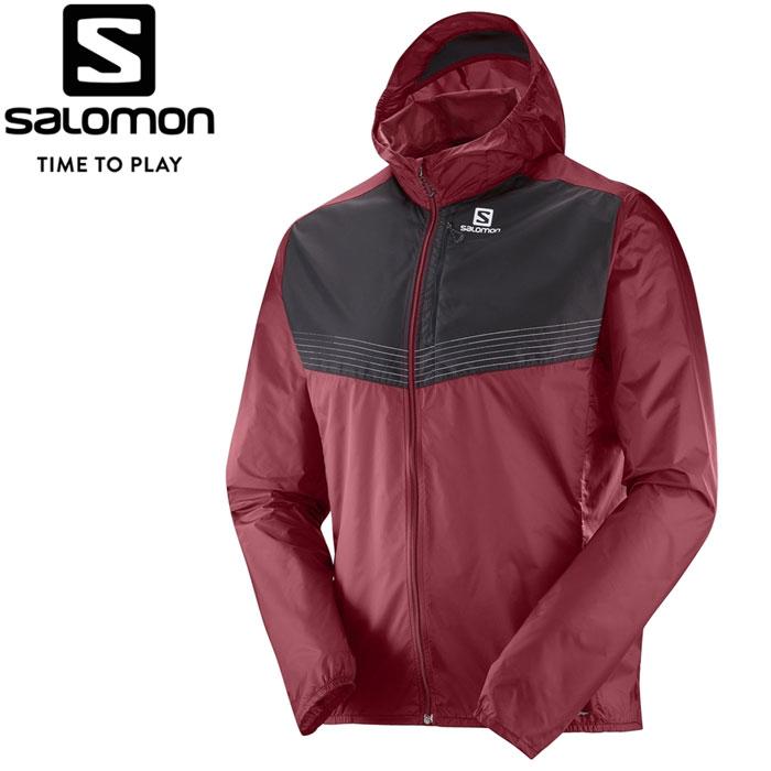 【在庫処分】【あす楽対応】サロモン FAST WING AERO M ジャケット メンズ L40382000