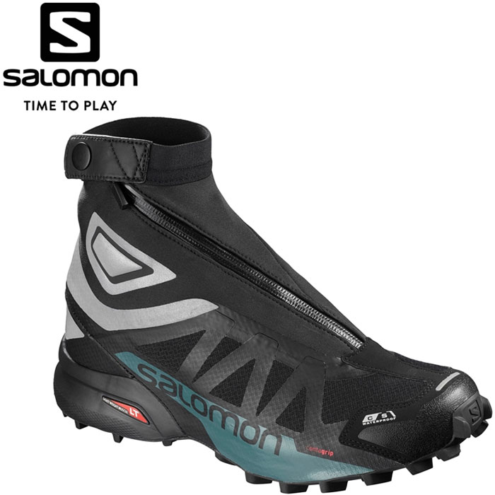 the best attitude 1d29b 33bc0 Salomon SNOWCROSS 2 CSWP trail running shoes men L40470400