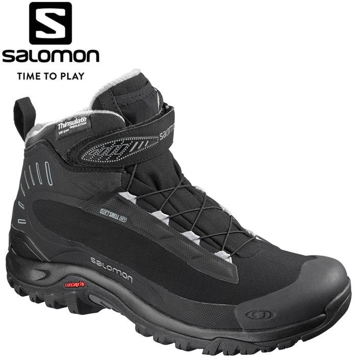 サロモン DEEMAX 3 TS WP ウィンター スノー シューズ メンズ L40473400