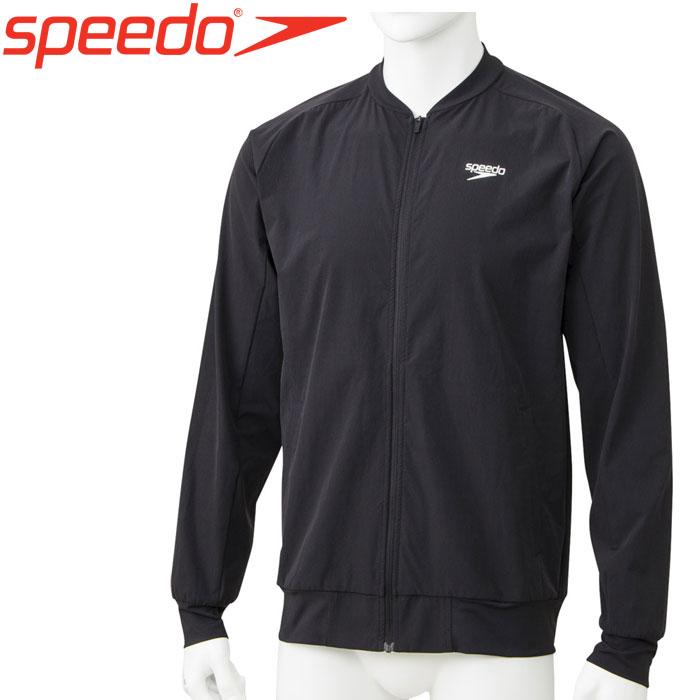 スピード 水泳 スタンダードジャケット SA01901-K