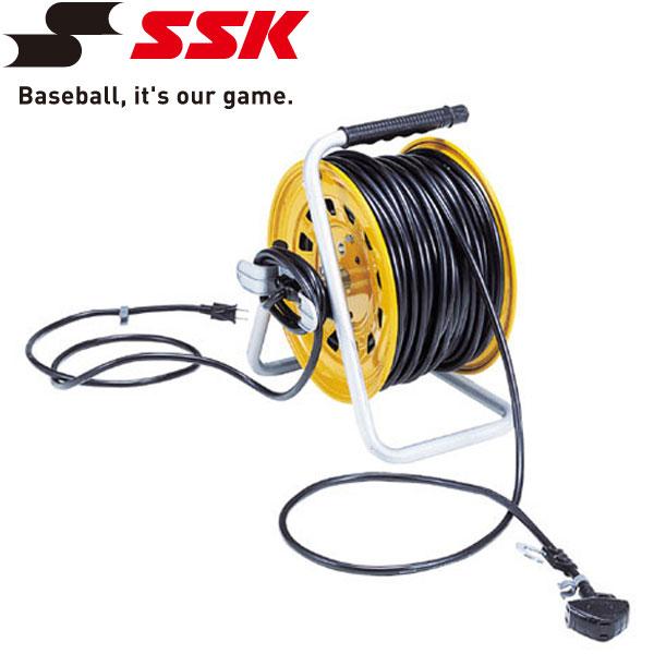 エスエスケイ SSK 野球 逆配線コードリール SGR82