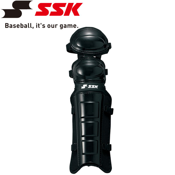 エスエスケイ SSK 野球 審判用レガース 硬式・軟式・ソフトボール兼用 UPL300