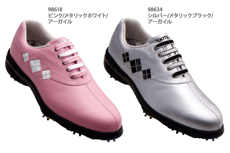 ◇Foot Joey E comfort golf shoes FOOTJOY extra comfort ◆ Lady's◆