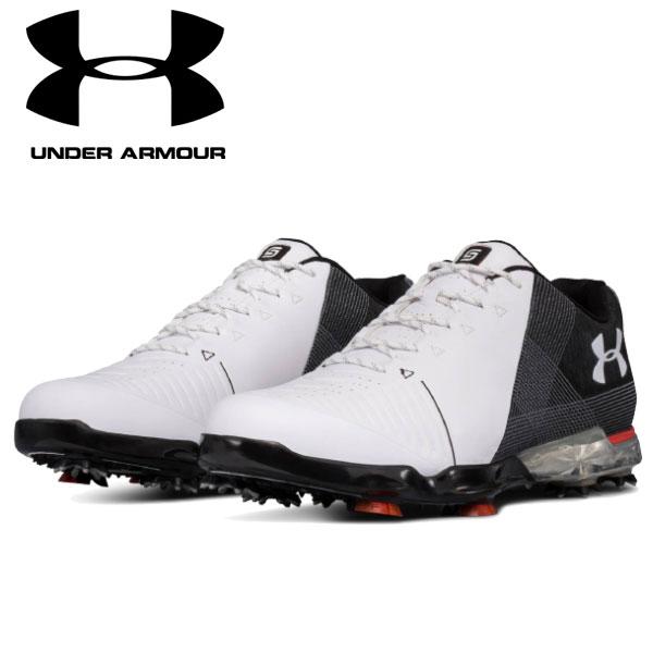 【あす楽対応】 アンダーアーマー UA Spieth 2 Eフィット 3020801 メンズ ゴルフシューズ