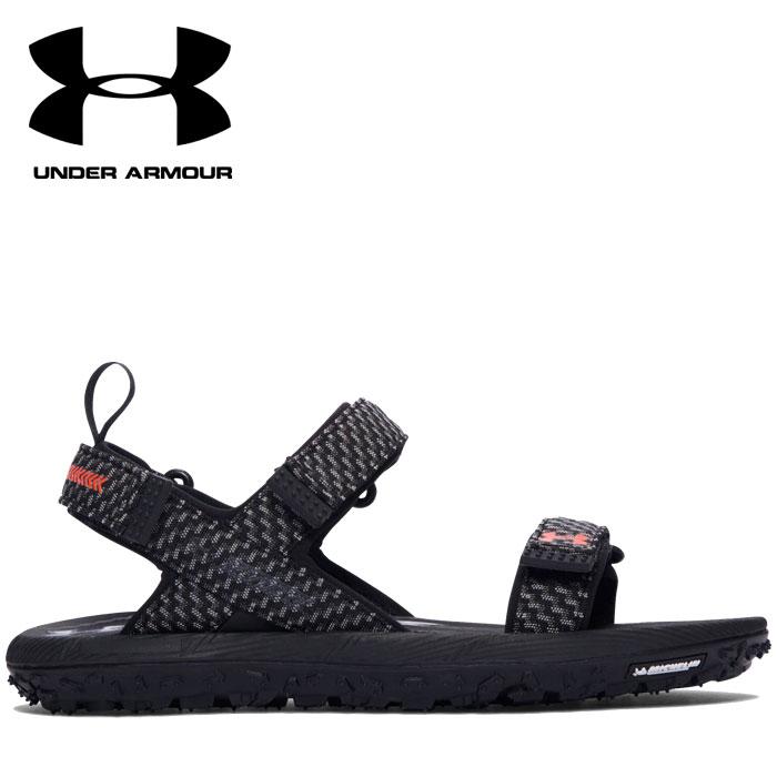 购物马拉松点数最大的35倍的(8/5(星期六)20:00~)andaama UA Fat Tire Sandal人凉鞋1293328-001 2017年型号