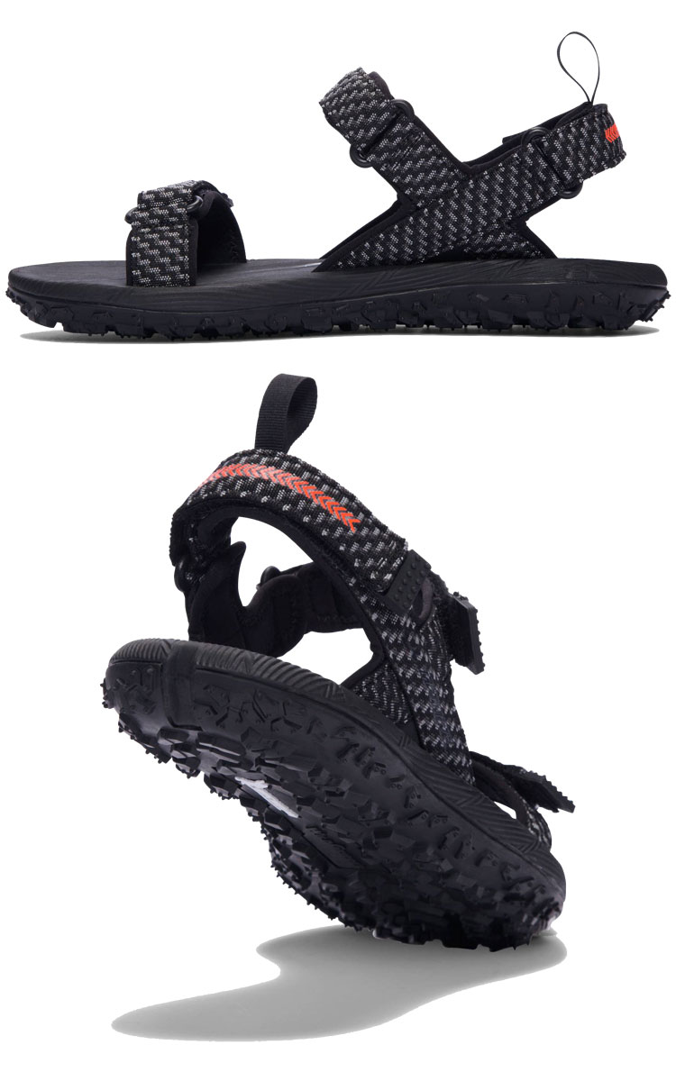 Shopping marathon point up to 35 times (8/5( soil) 20:00 ...) under Armour UA Fat Tire Sandal men sandals 1,293,328-001 2017 model