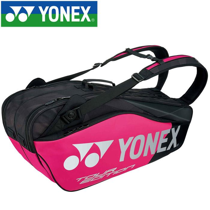 ヨネックス テニス ラケットバッグ6 リュック付き 6本用 BAG1802R-181