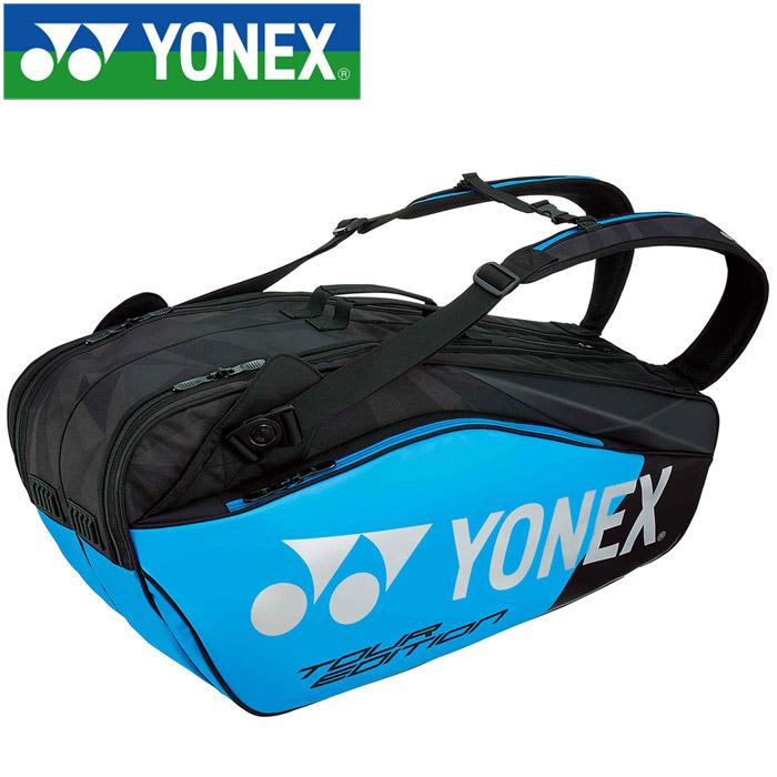 ヨネックス テニス ラケットバッグ6 リュック付き 6本用 BAG1802R-506