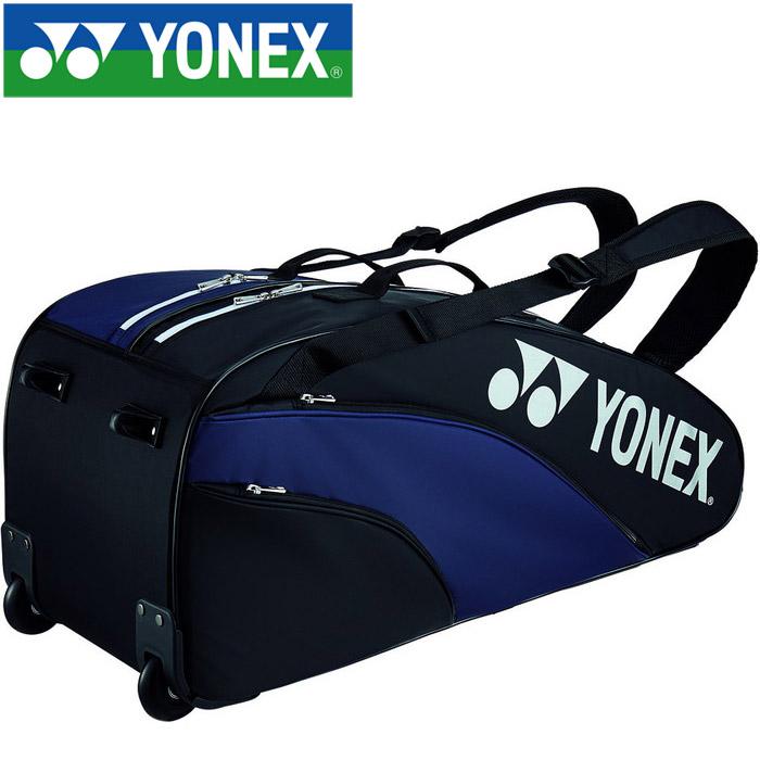 ヨネックス テニス ラケットバッグ キャスター付 テニス6本用 BAG1932C-538