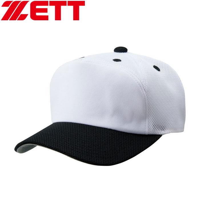 ZETT スーパーSALE開始6時間限定全品5%OFFクーポン発行中 卓越 有効期間:3 4 木 20:00~3 5 金 01:59迄 フロントパネル型後メッシュキャップ ジュニア メンズ 誕生日 お祝い 野球 レディース 帽子 ゼット BH158A-1119 ソフトボール