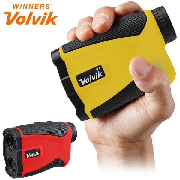 【あす楽対応】 新色 ボルビック レンジ ファインダー V1 Volvik Range Finder ヴォルビック 携帯型レーザー距離計 【レーザータイプ】