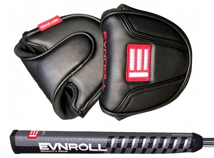 【数量限定】 イーブンロール パター ER5 BLACK ハッチバック ブラック EVNROLL ベストオブベストパター 日本正規品