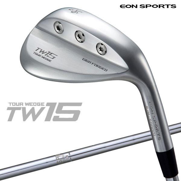【あす楽対応】イオンスポーツ ゴルフ TW15 ギガ フォージド ウェッジ サテンシルバーモデル Tour Wedge 15